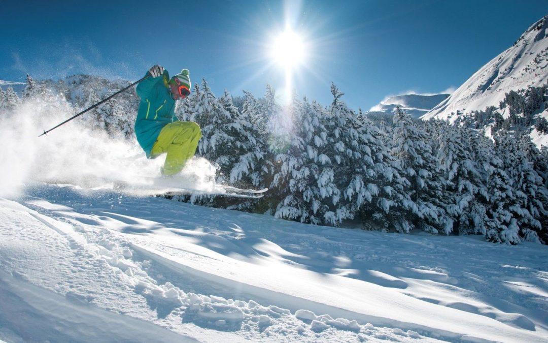 ¿Y dónde guardo ahora todo el material de esquí?
